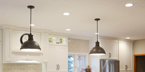 Kitchen Lighting Example