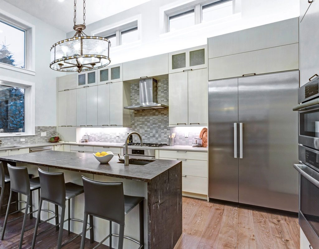 7 Remodeling Ideas For High End Kitchens Acme Home Interiors