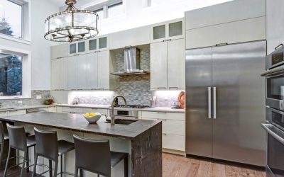 7 Remodeling Ideas for High-End Kitchens
